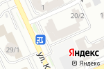 Схема проезда до компании Aiko Realty в Астане