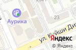 Схема проезда до компании ИНЖЕНЕР СТРОЙ КЛАСС, ТОО в Астане
