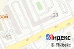 Схема проезда до компании Алмадентик в Астане