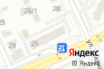 Схема проезда до компании Байтерекфинанс, ТОО в Астане