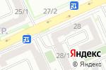 Схема проезда до компании Нотариус Жекенова А.Б. в Астане
