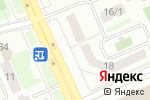 Схема проезда до компании DobroBro в Астане