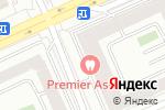 Схема проезда до компании Premier Astana в Астане