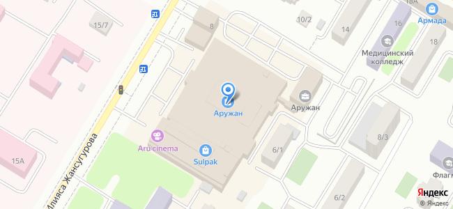 Казахстан, Нур-Султан (Астана), улица Илияса Жансугурова, 8к1
