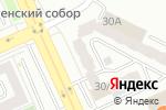 Схема проезда до компании Акку в Астане