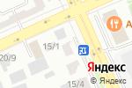 Схема проезда до компании СТРАНА УМЕЛЬЦЕВ в Астане