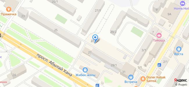 Казахстан, Нур-Султан (Астана), проспект Абылай Хана, 27А