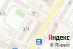 Схема проезда до компании Полиграфический центр в Астане