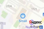 Схема проезда до компании Усенбеков Е.Б в Астане