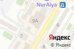 Схема проезда до компании Arabica в Астане