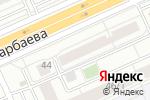 Схема проезда до компании Служба заказа спецтехники в Астане