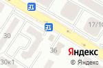 Схема проезда до компании ЗДОРОВЬЕ в Астане