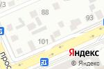 Схема проезда до компании A99 Hostel в Астане