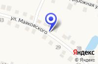 Схема проезда до компании КРУТИНСКОЕ ДРСУ в Крутинке