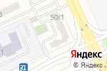 Схема проезда до компании Kaz Intel Group, ТОО в Астане