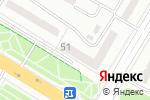 Схема проезда до компании Ак-Булак-А, КСК в Астане