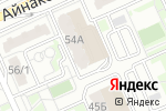 Схема проезда до компании МТС Компани ЛТД, ТОО в Астане