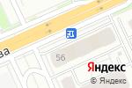 Схема проезда до компании Aspect Optica в Астане
