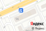 Схема проезда до компании Кашгар в Астане