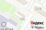 Схема проезда до компании Нотариус Кенжетаев А.А. в Астане