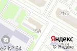 Схема проезда до компании Стиль Оптика А в Астане