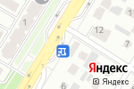 Схема проезда до компании Хан Керей в Астане