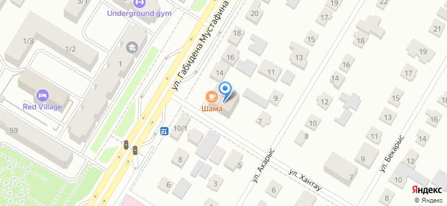 Казахстан, Нур-Султан (Астана), улица Габидена Мустафина, 12