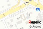 Схема проезда до компании Премиум в Астане