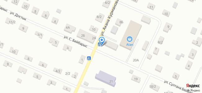 Казахстан, Акмолинская область, Аршалынский район, село Жибек Жолы, Кенес, 7