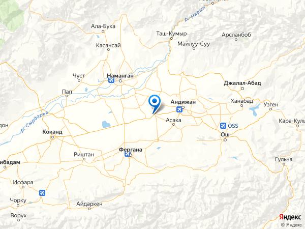 населённый пункт Сарай на карте