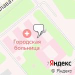 Магазин салютов Лянтор- расположение пункта самовывоза