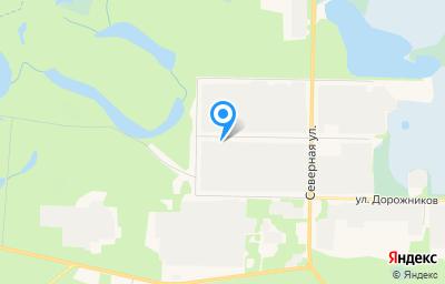 Местоположение на карте пункта техосмотра по адресу Ханты-Мансийский Автономный округ - Югра АО, Сургутский р-н, г Лянтор, ул Транспортная, д 27 соор 13