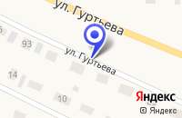 Схема проезда до компании ЛЕСХОЗ ОМСКЛЕС в Тевризе