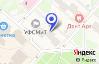 Схема проезда до компании ТЕПЛОЭНЕРГОРЕМОНТ в Надыме