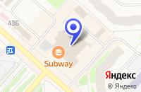 Схема проезда до компании БАНКОМАТ СБЕРБАНК РОССИИ в Надыме