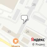 Магазин салютов Нефтеюганск- расположение пункта самовывоза