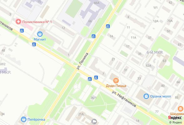 жилой комплекс Центральный 6-й микрорайон
