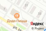 Схема проезда до компании Шансон в Нефтеюганске