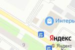 Схема проезда до компании МегаФон в Нефтеюганске