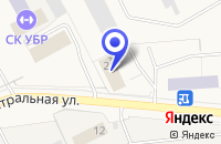 Схема проезда до компании АВТОТРАНСПОРТНОЕ ПРЕДПРИЯТИЕ (АТП) в Пыть-Яхе