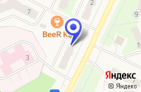 Схема проезда до компании ПЫТЬ-ЯХАВТОТРАНС-3 в Пыть-Яхе