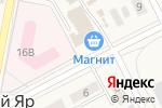 Схема проезда до компании Улов в Красном Яре