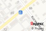Схема проезда до компании Аптека в Актасе