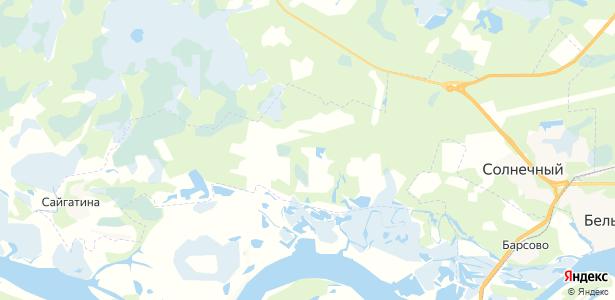 ГПЗ на карте