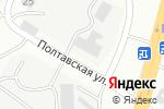 Схема проезда до компании Автосервис по ремонту шин и костоправных работ в Караганде