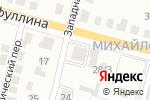 Схема проезда до компании Vaden в Караганде