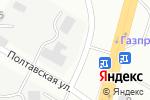 Схема проезда до компании Мастерская по ремонту карбюраторов и радиаторов, шиномонтажа в Караганде
