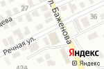 Схема проезда до компании Inter Tools, ТОО в Караганде