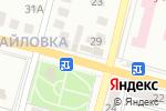 Схема проезда до компании Чечил паб в Караганде