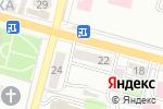 Схема проезда до компании Аптека №80 в Караганде